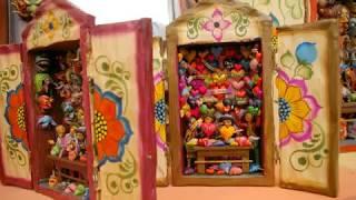 South America- Cuenca Indigenous Artisan Festival