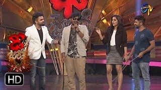 Reshmi & Sudheer Intro | Dhee Jodi | 11th January 2017| ETV Telugu