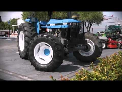 1996 New Holland 7610S 4WD in Hollywood, FL 33023
