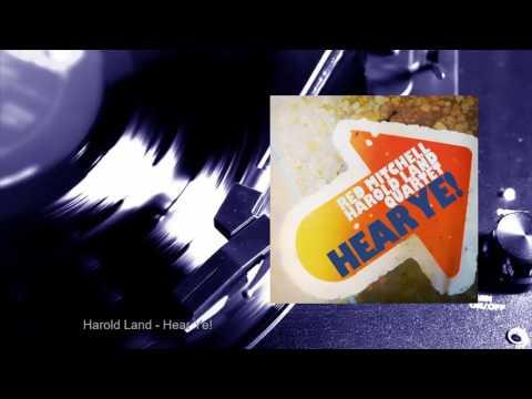 Harold Land - Hear Ye! (Full Album)