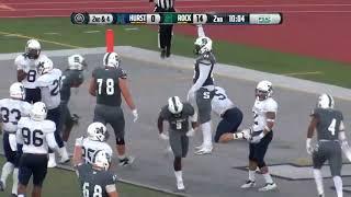 SRU Football Highlights vs. Mercyhurst