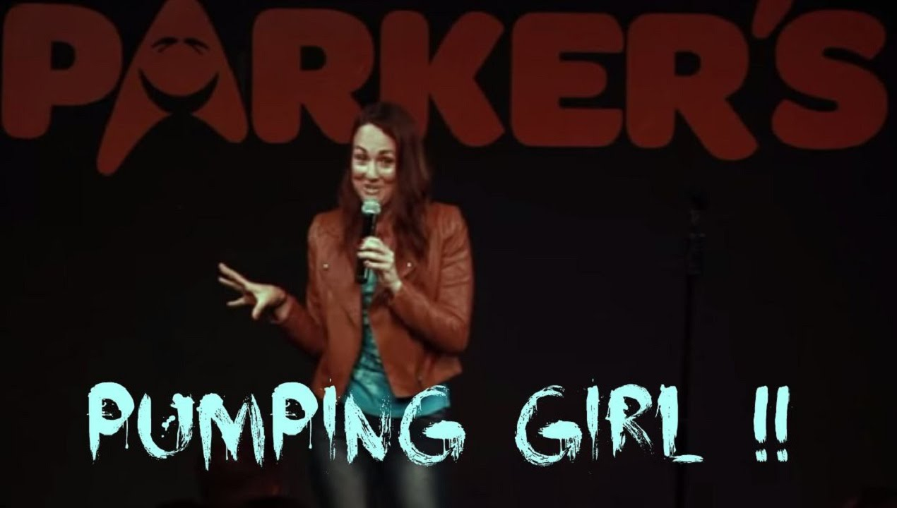 Pumping Fun Stand Up Comedy Female Comedian Full Show 2015 Angel Youtube