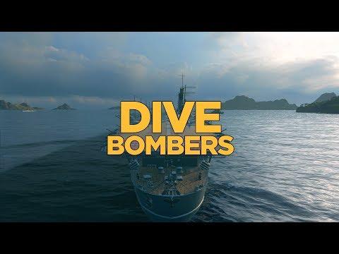 Dive Bombers [Language]