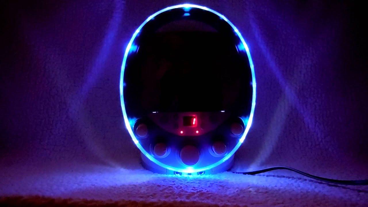 frozen light up karaoke machine