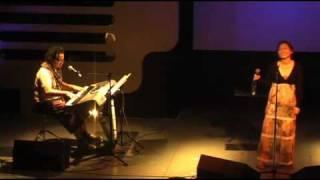 初田悦子ライブ w/鎌田雅人 @duo MUSIC EXCHANGE2010.2.9 FairgroundAt...