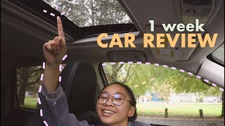 my 1 week car review: from a teenager's point of view (Outlander PHEV) 2019