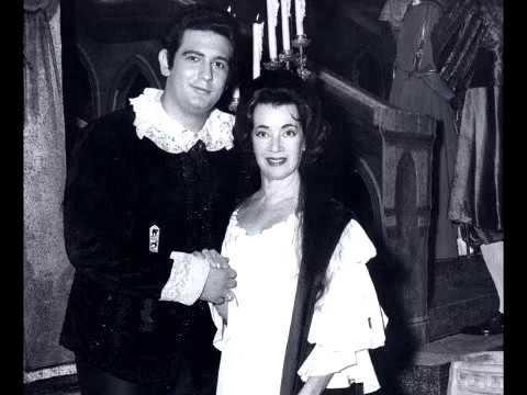 Donizetti: Lucia di Lammermoor - Plácido Domingo & Lily Pons