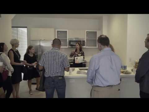 Fort Lauderdale Realtors Take Pre-Decorator Tour of Galleria Lofts