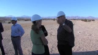 California Policymakers Visit Iberdrola Renewables Dillon Wind Farm in Palm Springs