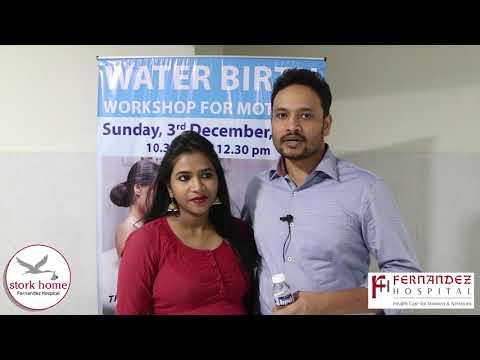 Water Birth Delivery Workshop   Feedback 1