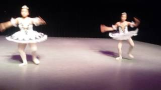 Ballet Grade 8 Dance Performance!