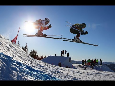 Live Freestyle Skiing - Women's World Cup - Tignes, FRA (2018)