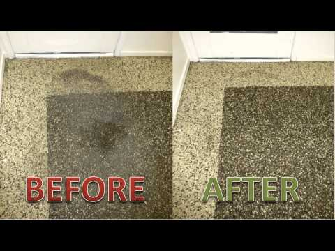 Aggregate Floor Cleaning Fresno | Clovis Aggregate Floor Cleaning