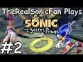 Sonic and the Secret Rings - #2 - Sand Oasis