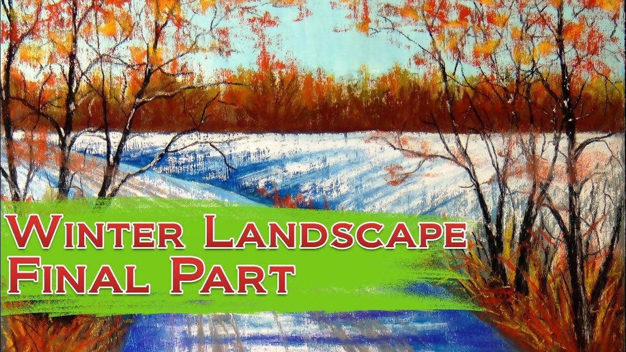 Soft Pastel Drawings Easy Landscapes