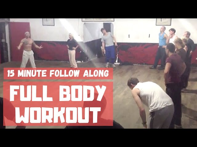 Whole Body Workout - 15 Minutes Follow Along!