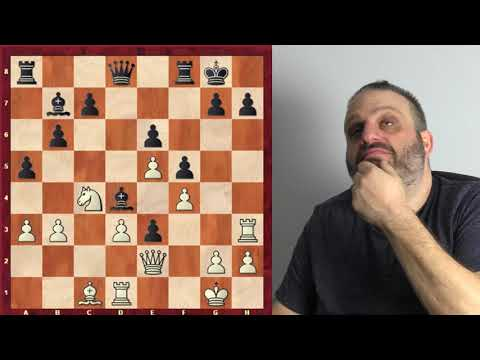 CCSCATL Fall Match -- Nastasio v. Staples, with GM Ben Finegold