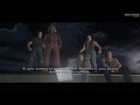 The Warriors (PS2) - Intro & Mission #1 - New Blood