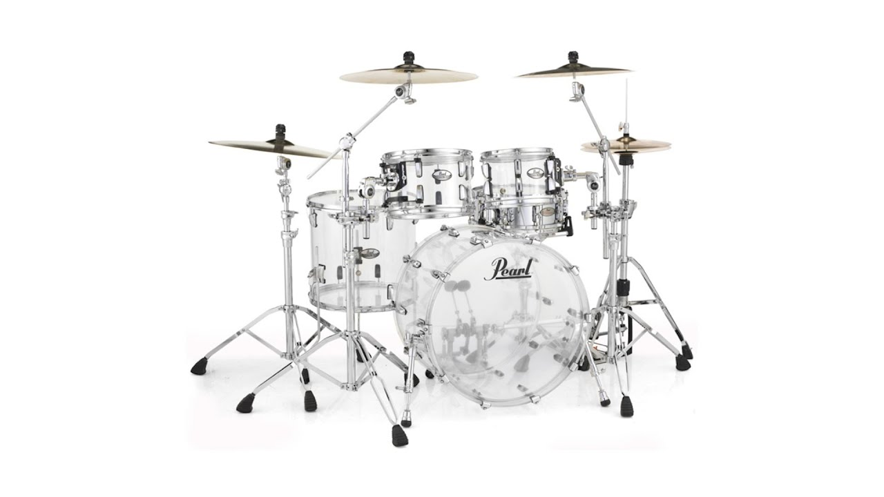 Pearl Crystal Beat 4-piece Shell Pack & Pearl HWP-930