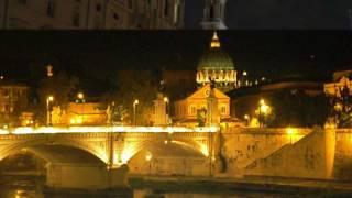"(HD 720p) ""Arrivederci Roma"",  Mantovani"