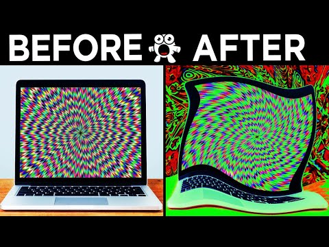 Optical Illusions That Will Melt Your Mind