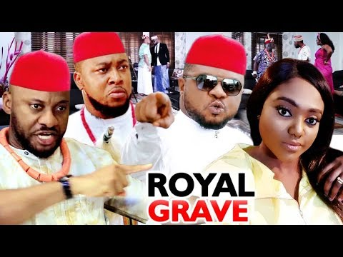 Download ROYAL GRAVE (COMPLETE MOVIE) - 2020 Latest Nigerain Nollywood Movie