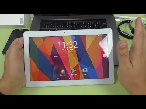 ОБЗОР планшета Cube IPlay 10 ► СУПЕР ЭКРАН и Android 6.0
