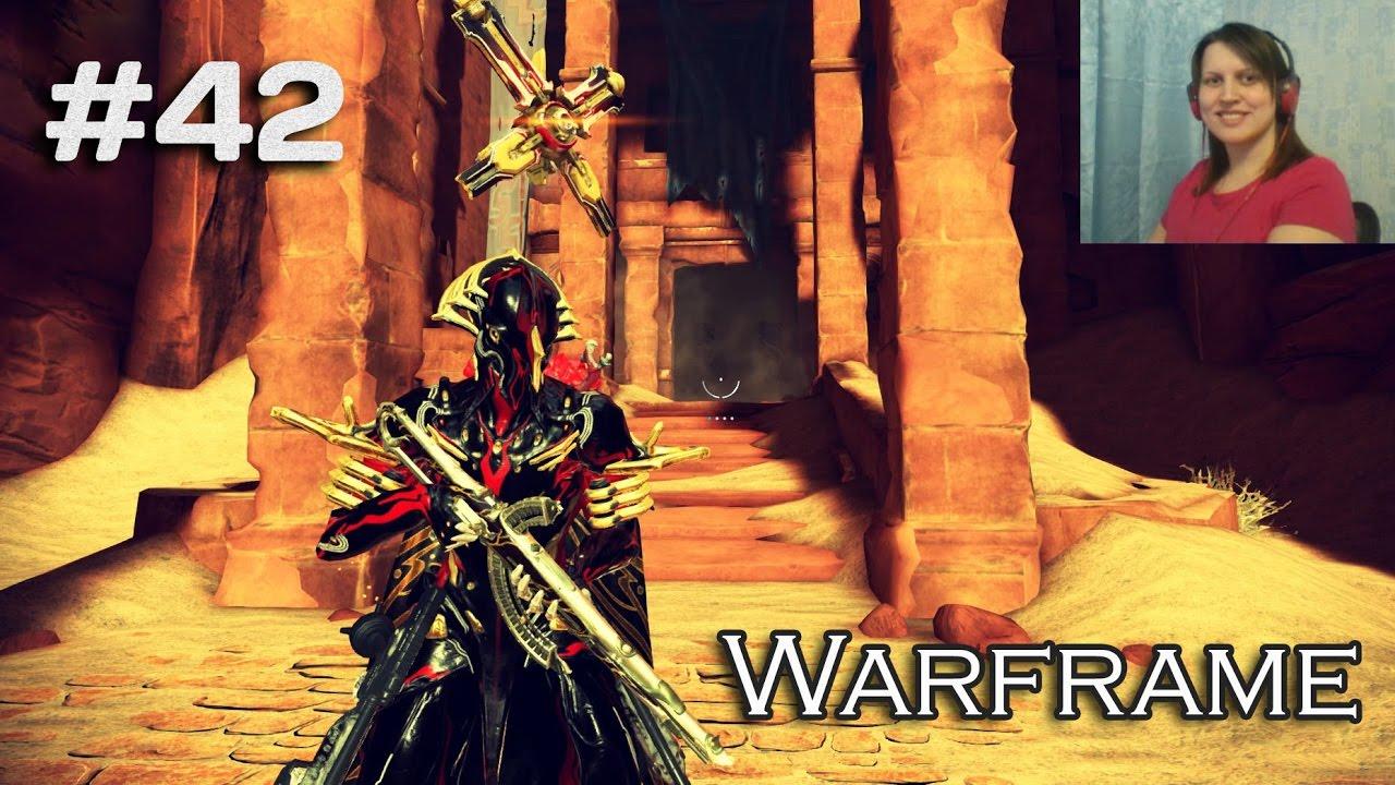 Warframe 42 - СОЛО С ВЕБКОЙ! | я покупаю всякую хрень