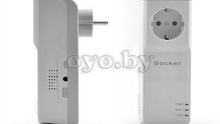 видео Купить GSM-розетка