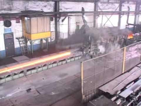 прокатный стан для производства рифленой арматуры 10 т