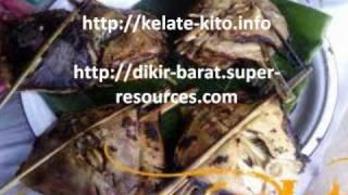 Mat Glamor & Zaidi Buluh Perindu - Kerabu Ike Tuko
