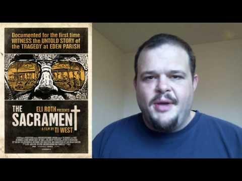 The Sacrament (2013) movie review horror thriller cult Ti West film