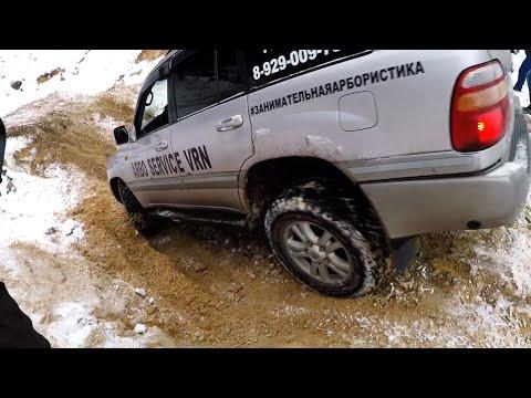 видео: Тойоты РВУТ всех на ТРИАЛЕ???