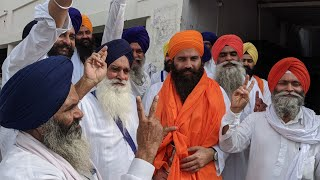 Baljit Singh Daduwal wins Haryana Sikh Gurdwara Management Committee elections