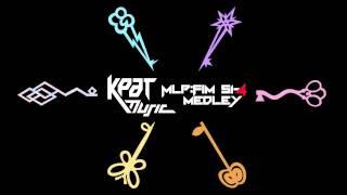 MLP:FiM Season 1-4 Medley