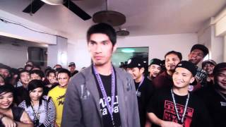 FlipTop - Daddie Joe D vs Juan Lazy