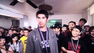 FlipTop - Daddie Joe D vs Juan Lazy