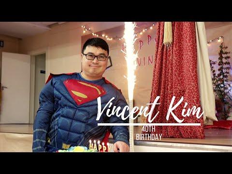 Vince 40th Birthday [CINEMATIC]