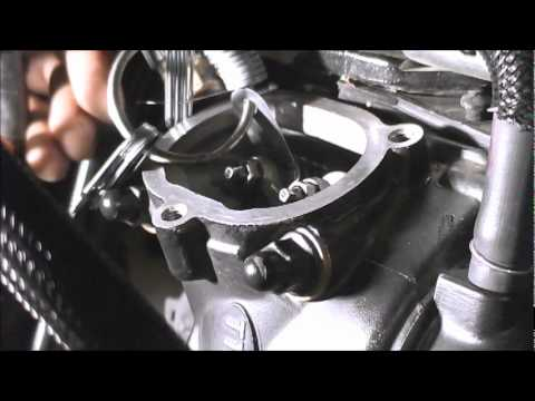 Check Valve Clearance on a Zuma 125 BWs 125 Scooter 4-stroke