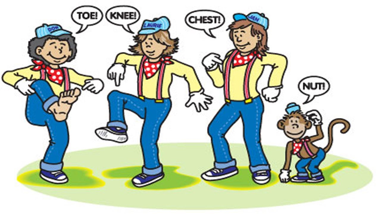 tony chestnut  toe knee chestnut  children s song by the learning station youtube funny clipart thanksgiving funny clipart of animals