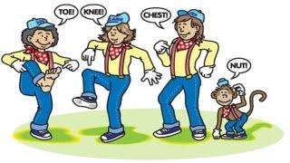 Tony Chestnut (Toe Knee Chestnut) Children's Song by The Learning Station