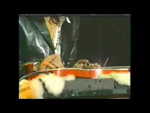 Aerosmith Rag Doll live Germany '97