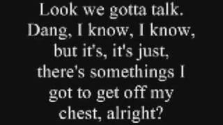 Chris Brown - Say Goodbye [w/lyrics]
