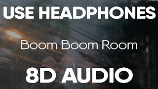Roddy Ricch - Boom Boom Room (8D Audio)