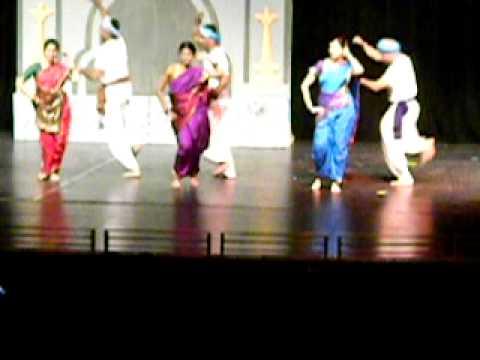 Zunzu Munzu - Shetkari Dance MKM 2012