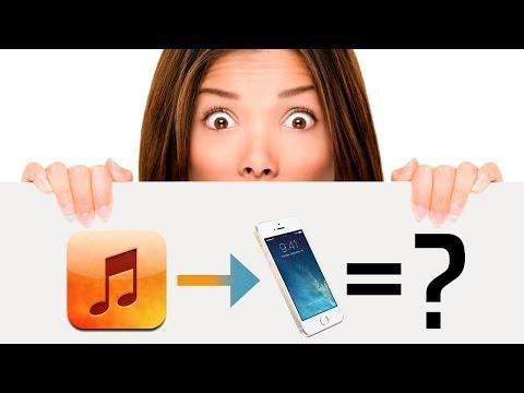 Как скинуть музыку на iPhone? ( iTunes for Kettles #1)