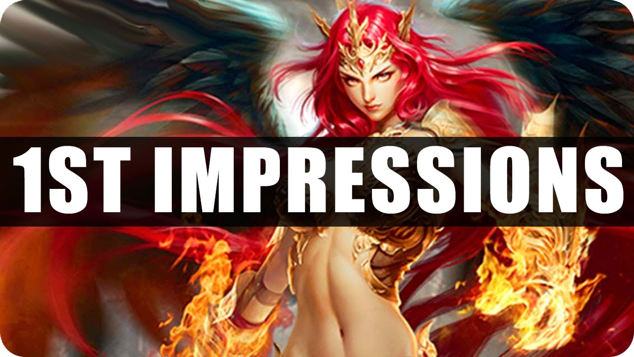 Download League of Angels 2 Gameplay   First Impressions HD