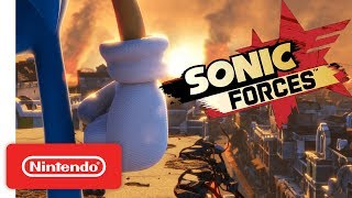Sonic Forces - Official Game Trailer - Nintendo E3 2017 thumbnail