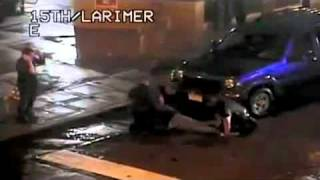 POLICE BRUTALITY - Cops Beat Down Another Cop