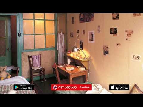 Дом-Музей Анны Франк – Обзор – Амстердам – Аудиогид – MyWoWo Travel App